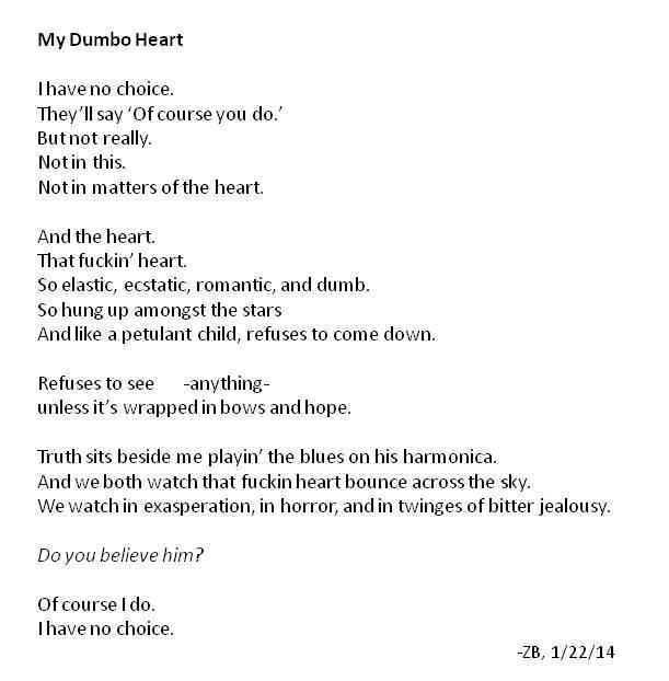 My Dumbo Heart